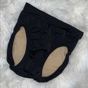 SecondSkin Dancewear Boston Brief - black